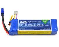E-Flite LiPo Battery 3000mAh 3S 11.1V 30C EC3 EFLB30003S30 (E-flite Cherokee 1.3m)