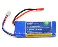 E-Flite LiPo Battery 7.4V 800mAh 2S 30C 18AWG JST EFLB8002SJ30