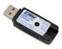 E-Flite LiPo 1S 300mA USB Charger EFLC1008