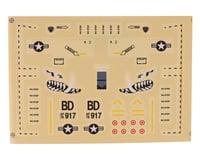E Flite Decal Sheet for 30mm UMX A-10 EFLU6559 (E-flite Thunderbolt II)