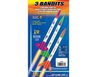 Estes 3 Bandits Mini Kit E2X Easy-to-Assemble EST2435