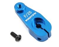 Exotek Aluminum AE HD Servo Horn (Blue) (25T - Futaba/Savox/ProTek)