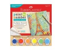 Faber-Castell Faber Castell Paint By Number Museum Series The Eiffel Tower by Georges Seurat