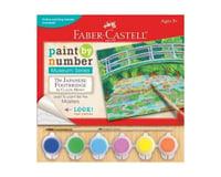 Faber-Castell Paint By Number Museum Series Claude Monet The Japanese Footbridge