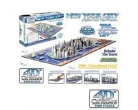 4D Cityscape New York City, USA 4D Cityscape Timeline Puzzle (7