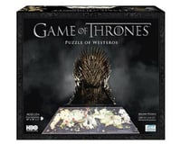 4D Cityscape Game of Thrones Puzzle of Westeros (from HBO Serie
