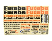 Futaba Aircraft Decal Sheet FUTEBB1180