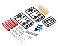 Gmade G-Transition Shock Red 90mm (4) For 1/10 Crawler GMA20601 (GMade R1)