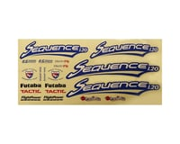 Great Planes Decals Sequence 1.20 ARF GPMA4380