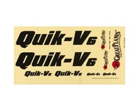 Great Planes Decal QuikV6 Q500 ARF GPMA4581