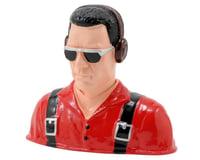 "Hangar 9 ""Civilian"" Pilot Figure w/Headphones & Sunglasses (Red) (1/5)"
