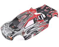 HPI Trophy 4.6 Trimmed Painted 1/10 Buggy Body Red HPI101780