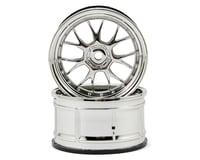 HPI LP32 LM-R Wheel Chrome (2) HPI33460