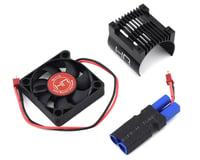 Hot Racing Arrma 1/8 3 Cell Monster Blower Motor Cooling Fan Kit