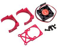 Hot Racing Multi Mount Fan Cool Heat Sink 36mm Motor HRAMH550TE02