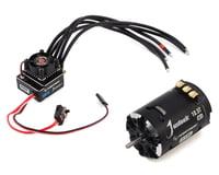 Hobbywing XR10 Justock G3 Sensored Brushless ESC/SD G2.1 Motor Combo (10.5T)