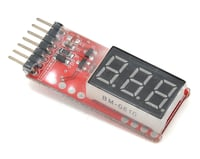 Integy Digital Voltage Checker for LiPo Battery Packs INTC23022