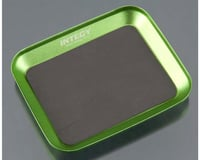 Integy 88x107mm Magnetic Parts Storage Tray Green INTC23347GRN