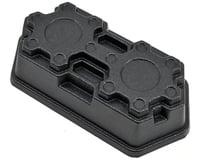 JConcepts Finnisher Car Stand Matte Black w/Pads/Logo Plugs JCO2370M