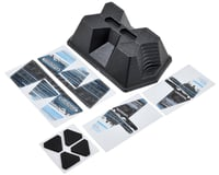 JConcepts Aero Car Stand Matte Black with Pads & Decal JCO2544M