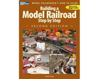 Kalmbach Publishing Building a Model Railroad Step by Step,2nd Edition