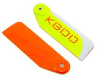 KBDD International 95mm Extreme Edition Tail Blade Set (Orange)