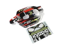 Kyosho Neo 3.0 Painted/Decaled Body Set Red KYOIFB114T2