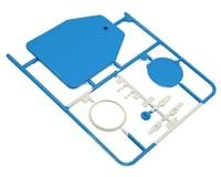 Kyosho Seawind Plastic Parts D (Blue)