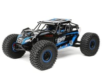 Losi 1/10 Scale Rock Rey 4WD Brushless RTR with AVC (Blue)