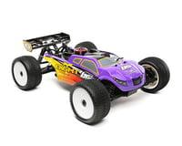 Losi 1/8 8IGHT-T 4WD Truggy Nitro RTR, Purple/Yellow LOS04011V2