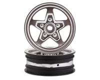 Losi Chrome Front Wheel (2) for 22S Drag LOS43045