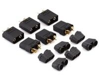 Maclan XT90 Connectors (3 Female/3 Male) (Black)