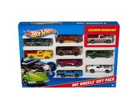 Mattel x6999 Hot Wheels 9-Car Gift Pack (Styles May Vary)