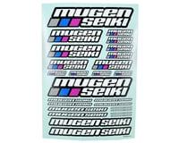 Mugen MTX5 Seiki Large Decal Sheet