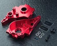 MST RMX 2.0 Aluminum Rear Gearbox Set (Red)