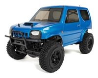 MST CMX RTR Scale Rock Crawler w/J3 Body (242mm Wheelbase) (Blue)
