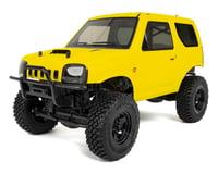 MST CMX RTR Scale Rock Crawler w/J3 Body (242mm Wheelbase) (Flat Yellow)