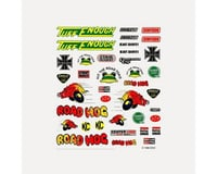 PineCar Off-Road Dry Transfer Decals PINP315