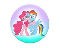 Popsockets *Bc* Pinkie Pie/Rainbow Dash Popsocket