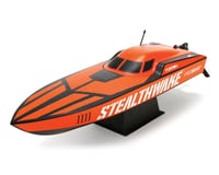 Pro Boat Stealthwake 23-inch Deep-V Brushed: RTR PRB08015