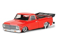Pro Line 1972 Chevy C-10 Clear Body for Slash 2WD Drag Car PRO355700