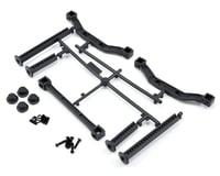 Pro-Line Extended Front/Rear Body Mounts Traxxas Slash 4x4 PRO608700
