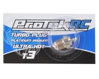ProTek RC T3 Ultra Hot Turbo Glow Plug (.12 and .21 Engines)