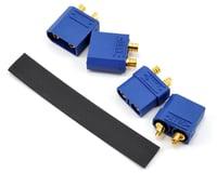 """ProTek RC 4.5mm """"TruCurrent"""" XT90 Polarized Connectors (2 Male/2 Female)"""