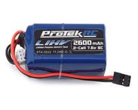 ProTek RC HV LiPo Hump Receiver Battery Pack (Kyosho Inferno MP9 TKI3/Tekno) (7.6V/2600mAh)