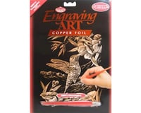 Royal Brush Manufacturing Copper Foil Hummingbird