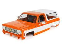 RC4WD Chevy Blazer Hard Body Complete Set Orange RC4Z-B0146