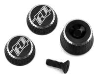 Revolution Design M17 Dial & Nut Set (Black)