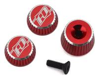 Revolution Design M17 Dial & Nut Set (Red)