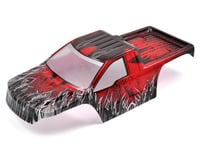 Redcat Everest-10 Racing 1/10 Rock Crawler Body, Red REDR180-R